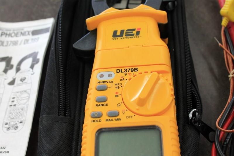 UEI Diagnostic Tool/Equipment DL379B