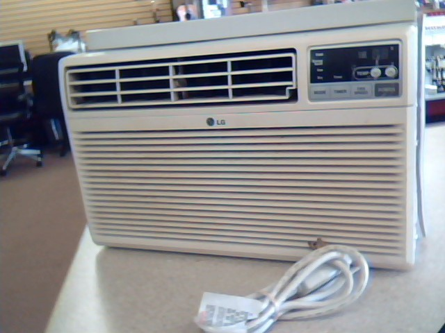 LG Air Conditioner LWHD8000RY6 8,000BTU WINDOW UNIT