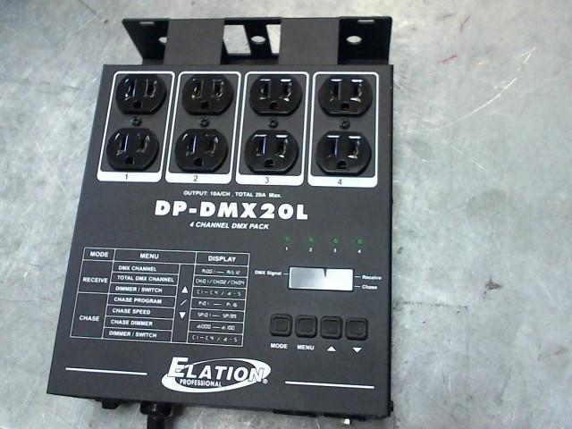ELATION Other Format DP-DMX20L