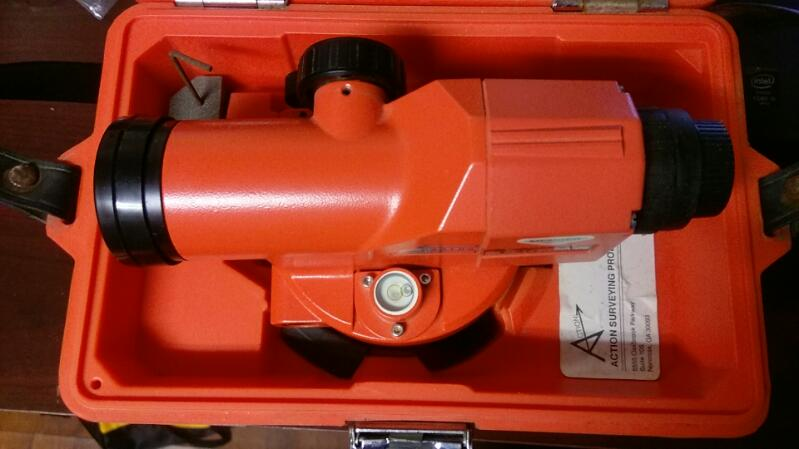 LIETZ AUTOMATIC LEVEL C40 SURVEYING EQUIPMENT