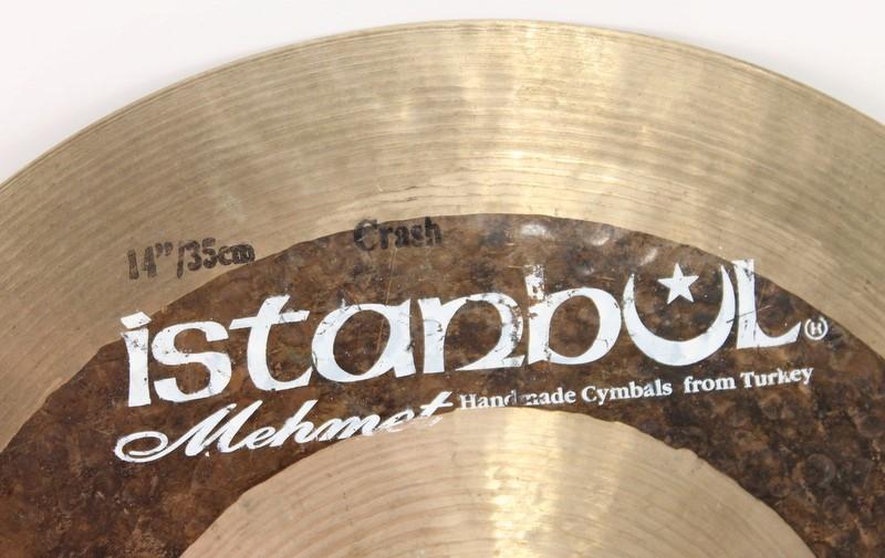 "Istanbul Mehmet Sultan Series 14"" Crash Cymbal *Free Shipping*"