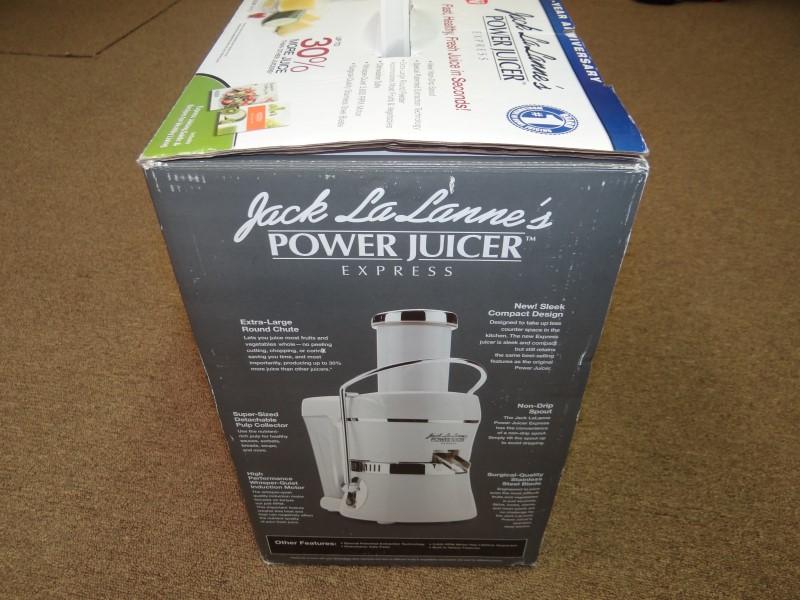 JACK LA LANNES POWER JUICER EXPRESS MT-1020-1