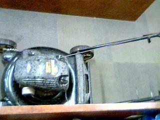YARD MACHINES Lawn Mower 11A-414L129