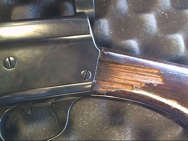 REMINGTON FIREARMS & AMMUNITION Shotgun MODEL II