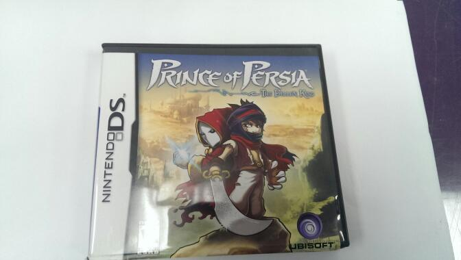 NINTENDO DS PRINCE OF PERSIA THE FALLEN KING