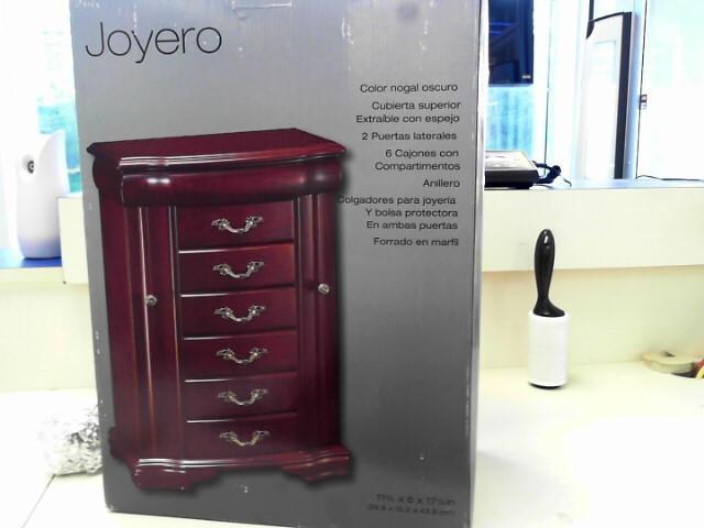 JOYERO LARGE JEWELRY BOX