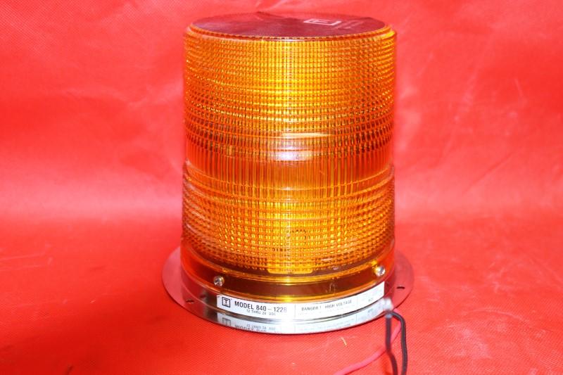 Tomar 360 Strobe Light Model 840-1228 12 thru 28 VDC 2100 W