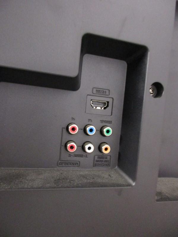 "EMERSON LF501EM5F 50"" LED HDTV, LOCAL PICKUP ONLY"