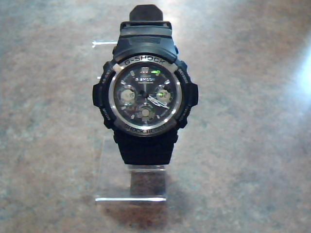 CASIO Gent's Wristwatch G-SHOCK 4765