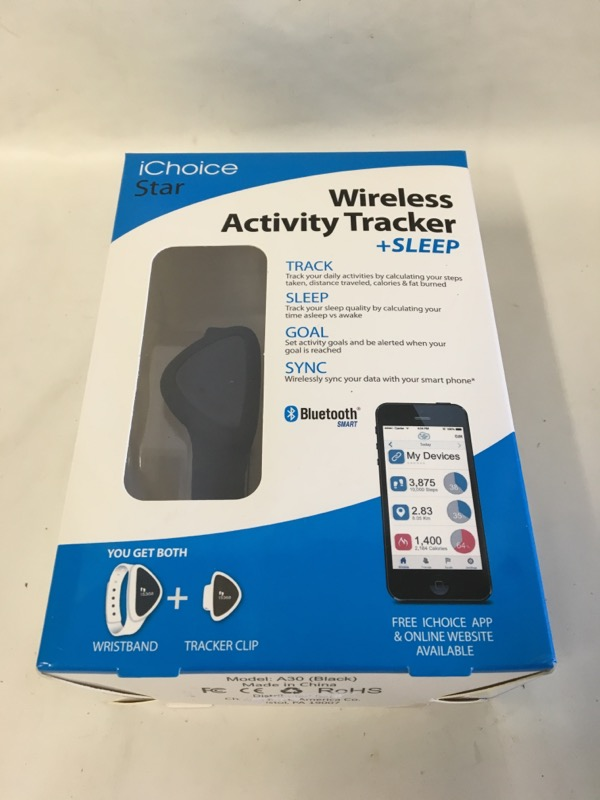 ICHOICE WIRELESS ACTIVITY TRACKER