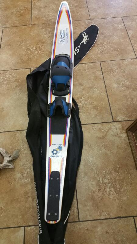 JOBE Snow Skis ELIMINATOR