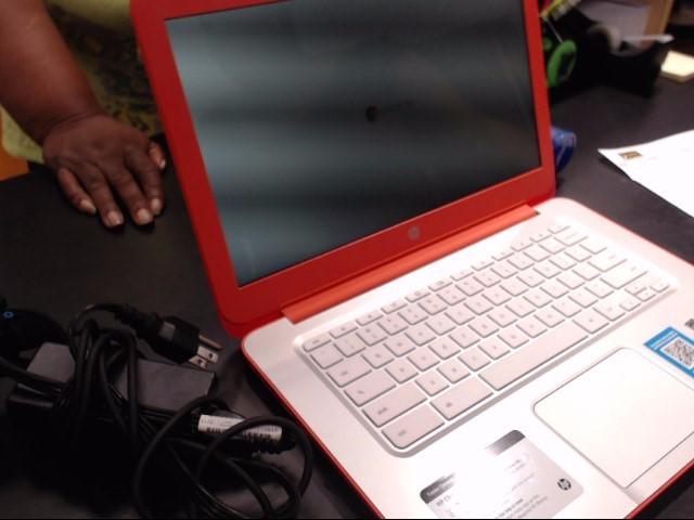 HEWLETT PACKARD Laptop/Netbook CHROMEBOOK 14-Q049WM
