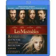 BLU-RAY MOVIE Blu-Ray LES MISERABLES