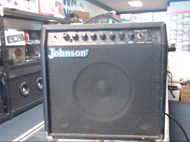 JOHNSON Electric Guitar Amp STAGE 25R