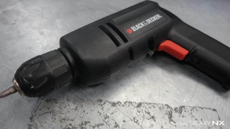 BLACK&DECKER Corded Drill 7252
