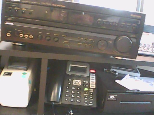 PIONEER ELECTRONICS Receiver VSX-D466S