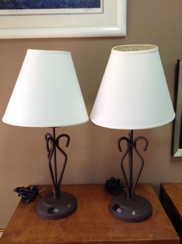 Miscellaneous Furniture LAMPS