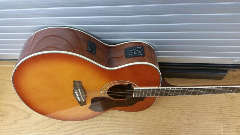 Ibanez Acoustic Guitar SGE130-HS