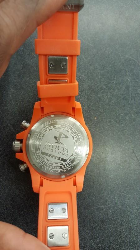 INVICTA Gent's Wristwatch 17291