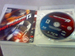 SONY Sony PlayStation 3 Game NEED FOR SPEED HOT PURSUIT