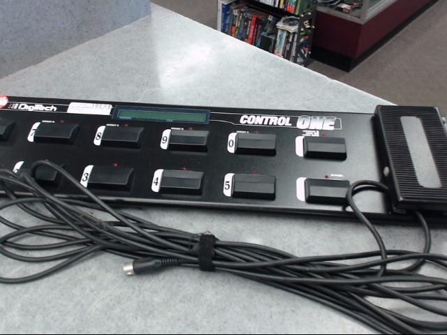 DIGITECH Effect Equipment CONTROL ONE