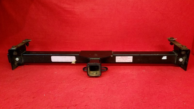 Draw-Tite Mountable Vehicle Hitch - 3500 lb Weight Limit