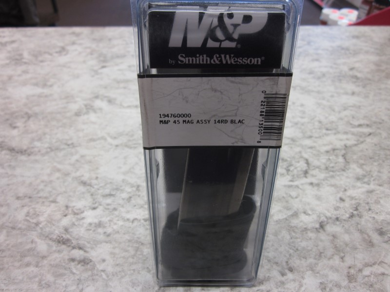 SMITH & WESSON MAG M&P 45 14 RD