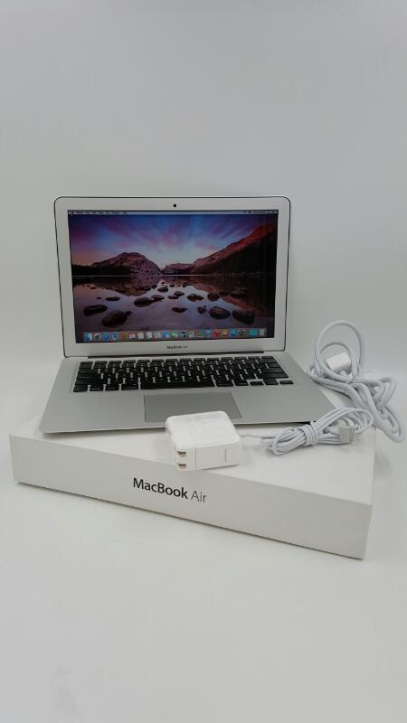 "Apple MacBook Air 13"" Mid 2013, Intel Core i5, OS X Yosemite 10.10.2"
