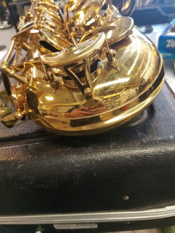 SIMBA Saxophone SAXOPHONE