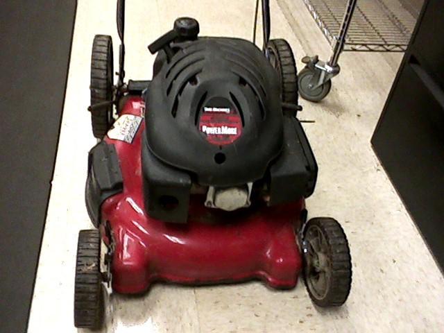 "YARD MACHINES Lawn Mower 21"" LAWN MOWER"