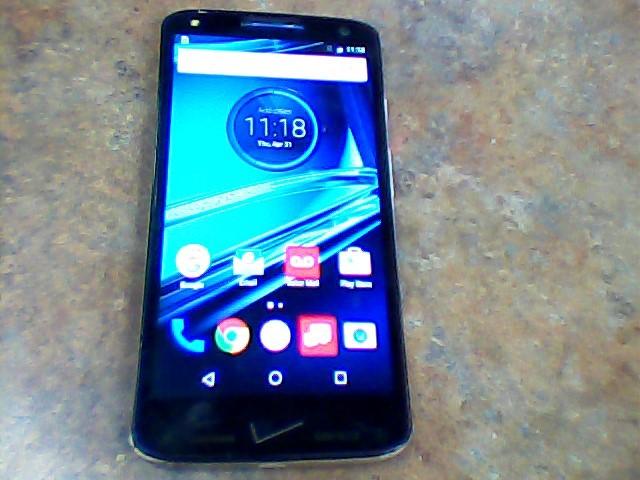 VERIZON Cell Phone/Smart Phone DROID TURBO 2
