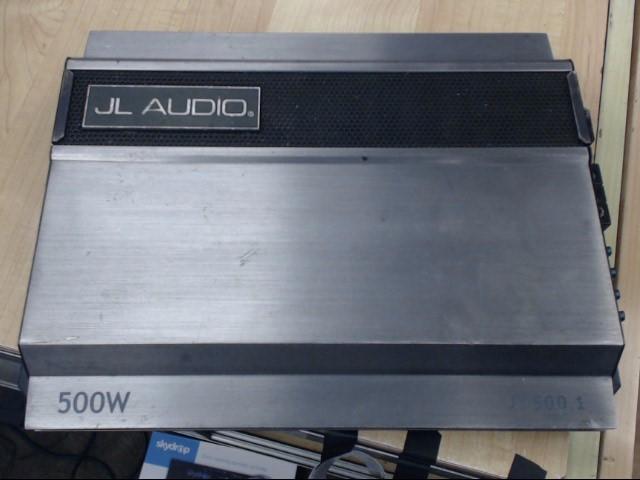 JL AUDIO Car Amplifier J2 500.1 AMP