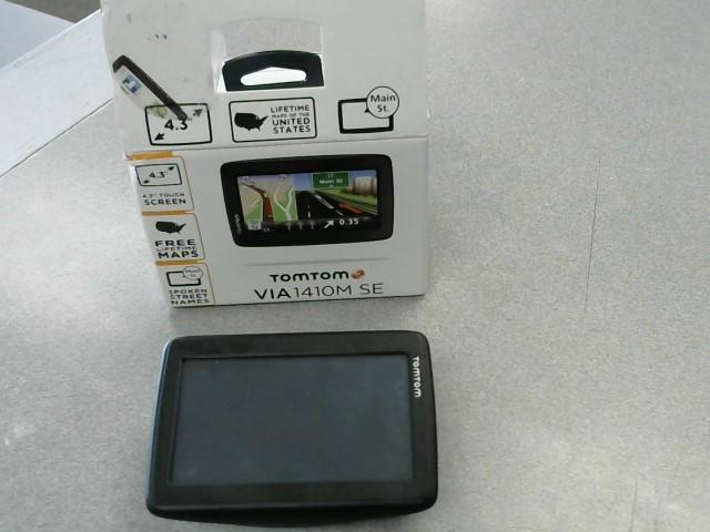 TOMTOM GPS System VIA 1410M SE