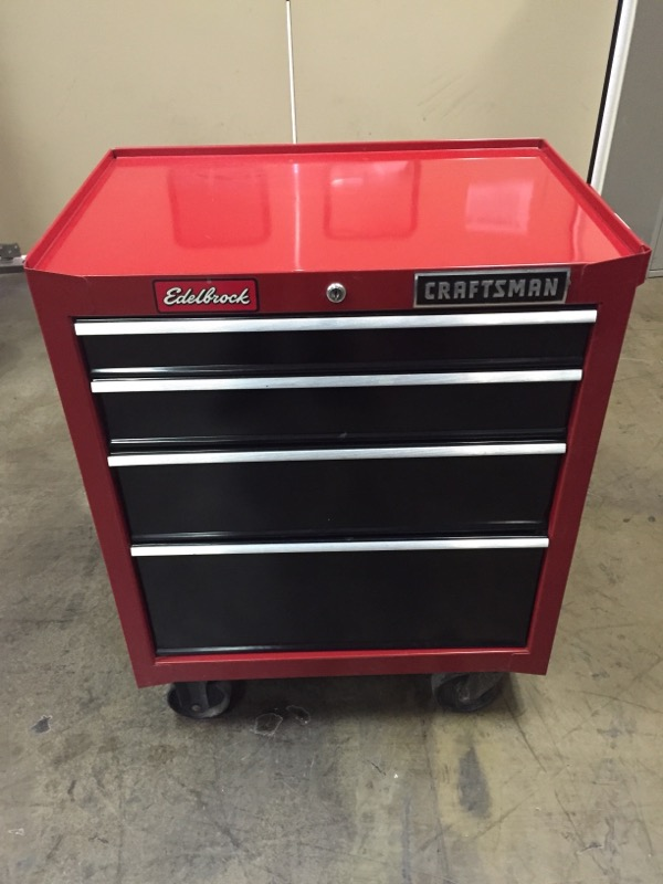 CRAFTSMAN Tool Rollaway Box TOOL BOX