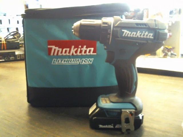 MAKITA Cordless Drill XFD10