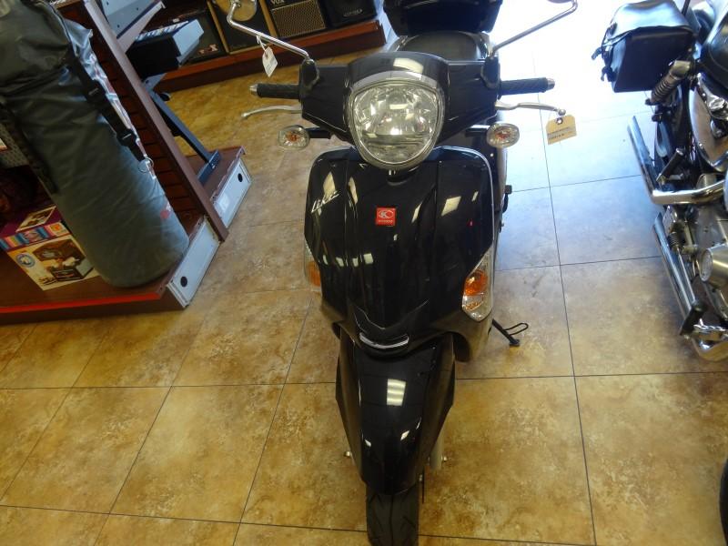 KYMCO Moped/Scooter LIKE 200I