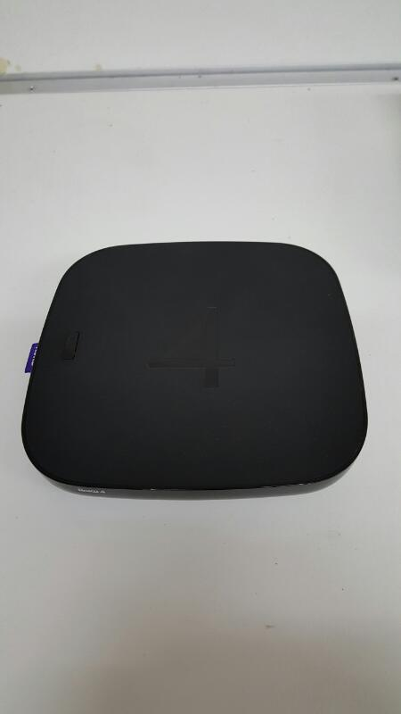 Roku 4 - Streaming Media Player (Model# - 4400R) 4K UHD