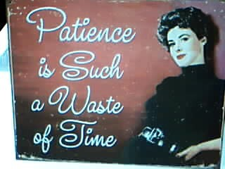ACCESSORIES OTHER; LARGE METAL SIGN
