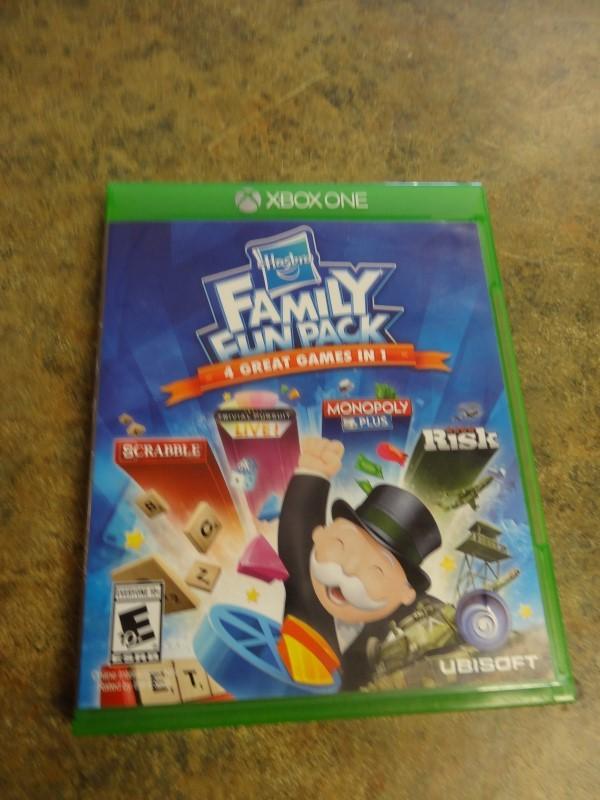 MICROSOFT Game HASBRO FAMILY FUN PACK