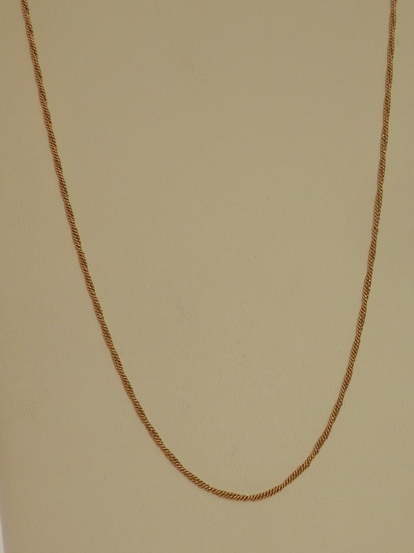 Gold Chain 10K Yellow Gold 2.6g