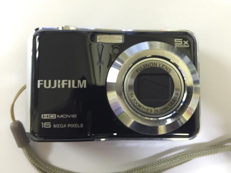 FUJIFILM Digital Camera FINEPIXAX655