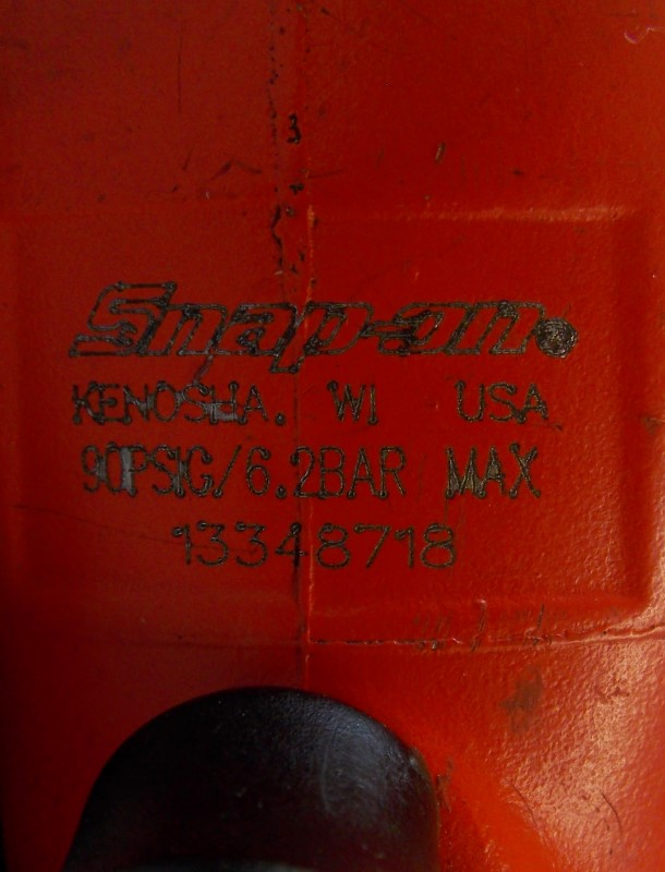 """SNAP ON AIR DRILL PDR3000A, HEAVY DUTY, 3/8"""""""