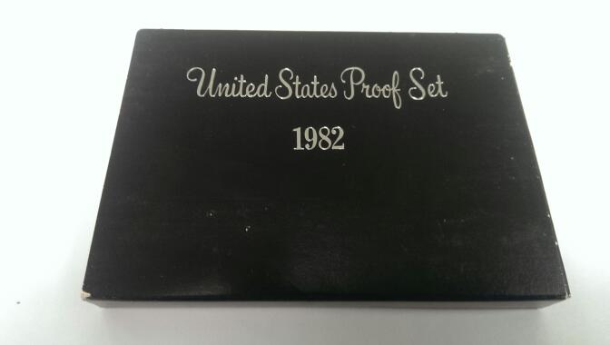 UNITED STATES 1982 PROOF SET