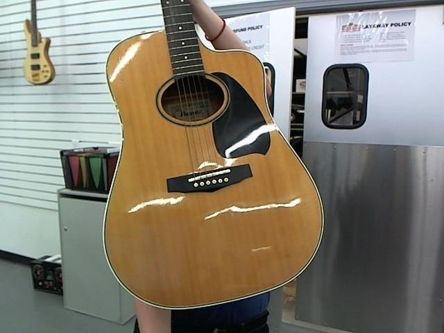 IBANEZ Acoustic Guitar AE300E