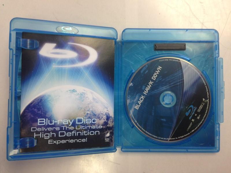 Black Hawk Down (Blu-ray Disc, 2006)