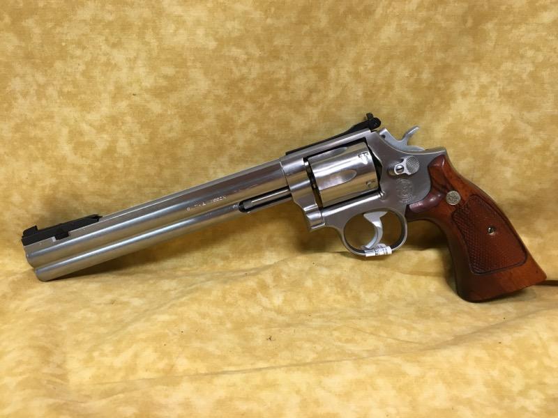 SMITH & WESSON Revolver 686-2