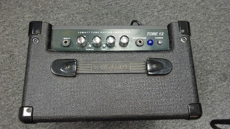 KUSTOM AMPLIFICATION Electric Guitar Amp TUBE 12