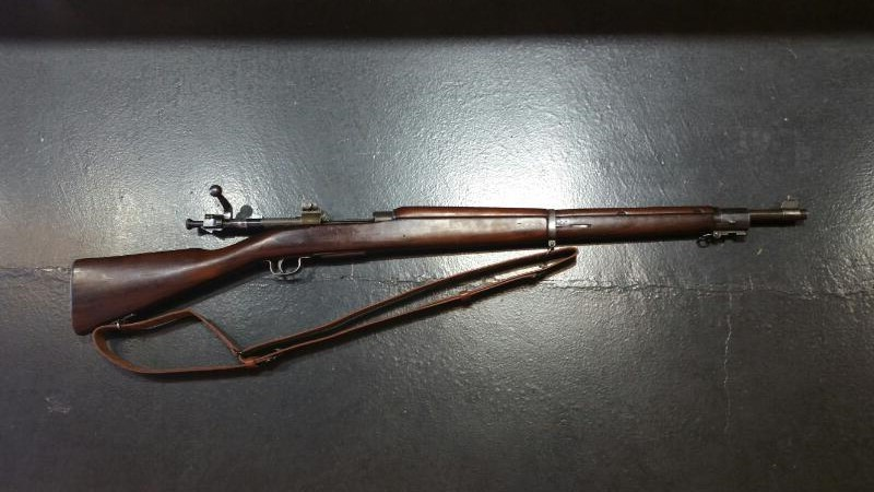 REMINGTON FIREARMS & AMMUNITION Rifle 03-A3