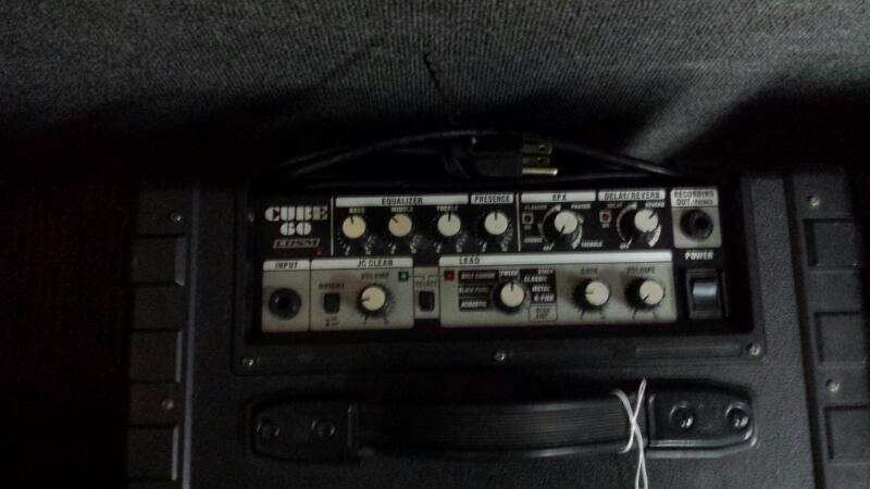 ROLAND Electric Guitar Amp CUBE 60