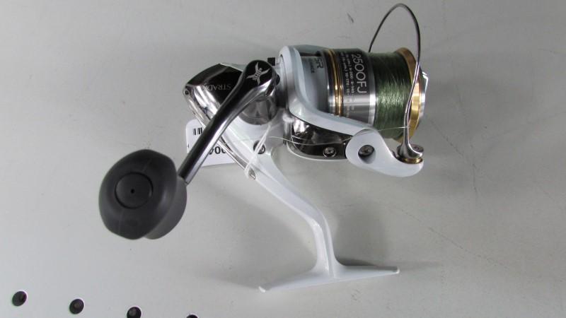 SHIMANO Fishing Reel 2500FJ